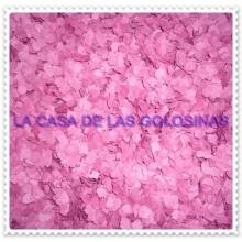 Confeti rosa 1Kg.