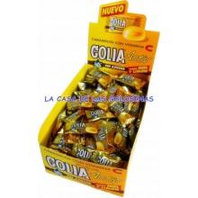Caramelos golia activ sabor miel y limón 200 unidades.
