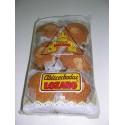 Madalenas bizcocho Lozano caja de 10 paquetes de 12 unidades.