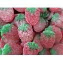 Caramelos de goma Fresas Azúcar Ceconsa 200u. aprox.