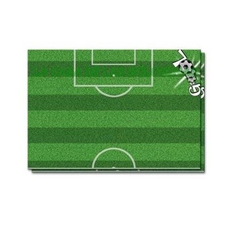 Goal tablecloth 120x180cm.