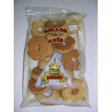 Lozano Anise rolls box of 6 bags of 0,400 kg.