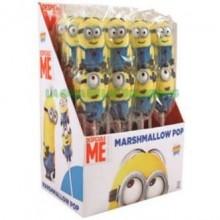 Minions sponge skewer 320 gr 16 units.