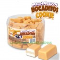 Bocaditos Marshmallow sabor Cookie Fini 100u.
