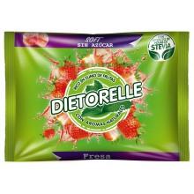 Caramelos Dietorelle Soft sabor fresa 800gr.