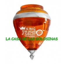 Trompo cometa King Turbo.