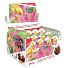Fairies chocolate eggs Trilli 24 units.