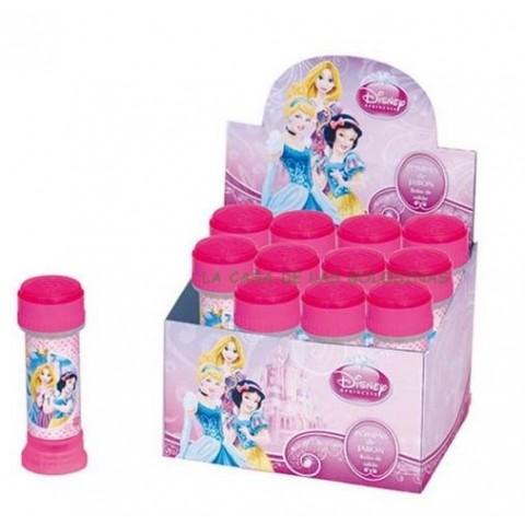 Pompas jabón Princesas 36 unidades.