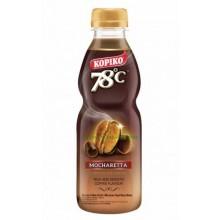 Kopiko coffee drink Mocharetta 240 ml 78 ° C. 12u.