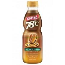 Kopiko coffee drink Frappe Caramel 240 ml 78 ° C. 12u.