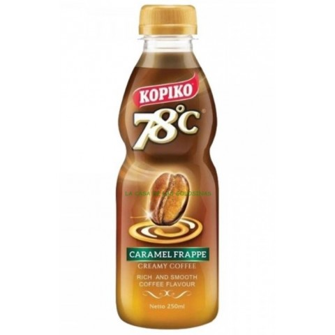 Bebida de café Kopiko 78ºC Mocharetta 240 ml. 12u.