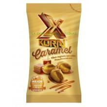 X Korn Caramel XL kikos maiz estuche con 12 bolsas de 100gr.