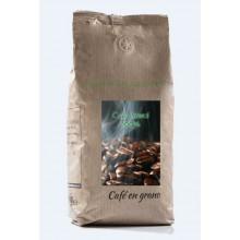 Coffee in grain natural cream 100% 1kg.