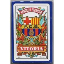 Baraja Barcelona Football Playing Cards 50 cards 1u.