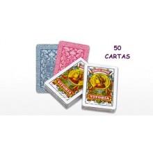 Baraja Naipes Español Nº12 50 cartas 1u.