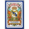 Baraja Naipes Futbol Real Madrid 50 cartas 1u.