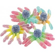 Gummy Octopus Trolli Pica 1 kg bag.