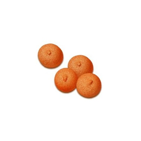Bulgari marsmallows orange balls 100.