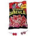 Cerdan Dracula stuffed lollipop candy several flavour 200 units.