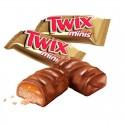 Twix chocolate tamaño pequeño 35 unidades.