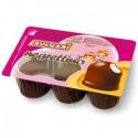 Bulgari Negrettino bombon marshmallow chocolate covered 120 uits