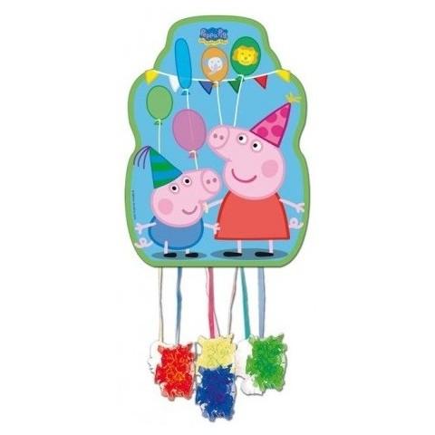 Piñata Mediana Peppa pig.