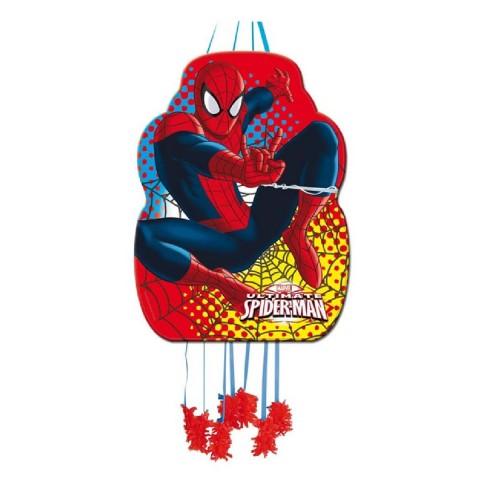 PIÑ M PERFIL SPIDERMAN COMIC 1u.