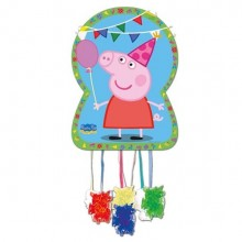 Large Peppa Pig Pinata.