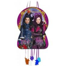 Piñata Grande Descendants Disney.
