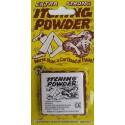 Itching powder extra strong joke.