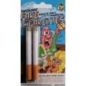 Cigarette smoke joke.