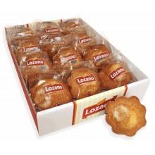 Lozano big muffins Box of 12 units.