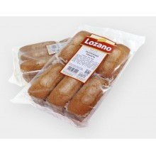 Lozano Vanecianas-Muffins box of 12 packages of 12 units.