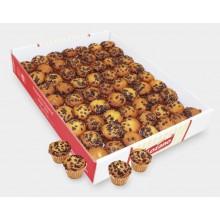 Mini Muffins Lozano Choco Chips 1.2kg box.