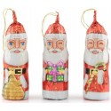Santa Claus figures chocolate 25g 20 units