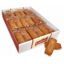 Lozano Vanecianas-Muffins box of 18 packages of 2 units.
