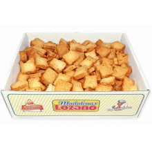 Canapes Lozano bread box with 1kg.