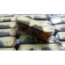 Orteu marble cake box with 2 kg.