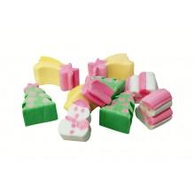 Fini Marshmallows strawberry & cream 125 units.