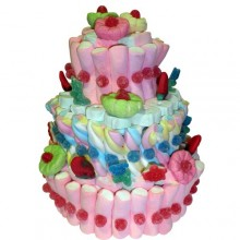 Confectionery candy cake S900 3 floor.