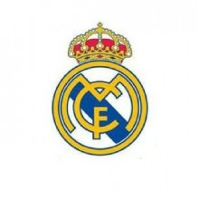 Oblea Impresa Real Madrid 20 cm. 1u.
