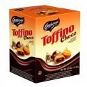 Caramel-filled milk chocolate Toffino 380 units.