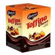 Caramel-filled milk chocolate Toffino 380 units.