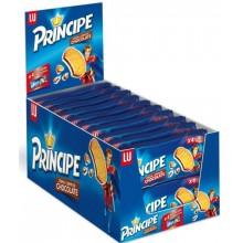 Galletas Principe de Beukelaer chocolate formato 20 paquetes.