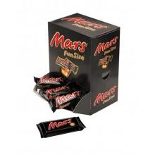 Mars chocolatina tamaño pequeño 40 unidades.