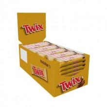 Twix chocolate bars.