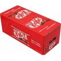 Kit Kat chocolate con leche clasico.