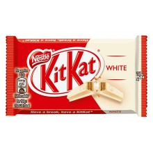 Kit Kat white chocolate 24 units.