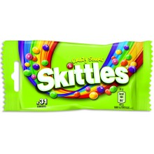 Skittles Crazy Sours 14u. x 18gr.