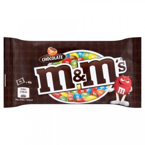 M&m's chocolate 24 bolsitas.